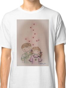 Love is all smiles Classic T-Shirt