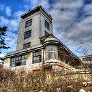Barrandov Terraces by lucifuk