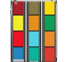 Color film iPad Case/Skin