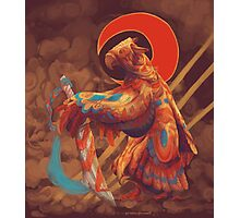 Sword Bird Photographic Print