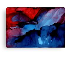 The Light Beckons - Abstract Landscape Painting Canvas Print