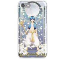 Aladdin Mucha iPhone Case/Skin