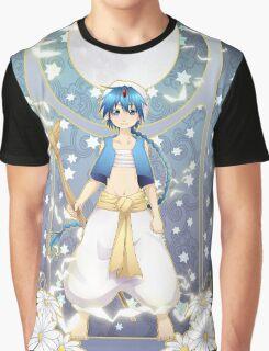 Aladdin Mucha Graphic T-Shirt