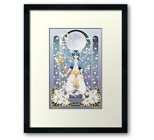 Aladdin Mucha Framed Print