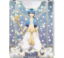 Aladdin Mucha iPad Case/Skin