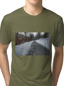 Bludenz (Vorarlberg, Austria) Tri-blend T-Shirt