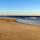Cape Hatteras beach by Alberto  DeJesus