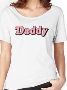 DADDY Women's Relaxed Fit T-Shirt