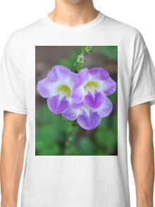 little purple flower Classic T-Shirt
