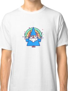 Rainbow Wizzard Classic T-Shirt