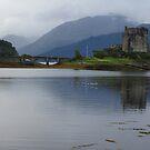 Eilean Donan Castle, Scotland by lotusblossom