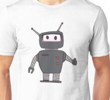 Roger Robot Unisex T-Shirt