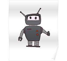 Roger Robot Poster