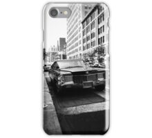 60's Cadillac, Little Italy, NYC. iPhone Case/Skin