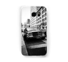 60's Cadillac, Little Italy, NYC. Samsung Galaxy Case/Skin