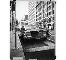 60's Cadillac, Little Italy, NYC. iPad Case/Skin