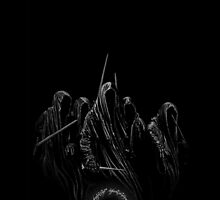 Lord of the Rings - Nazgul Design by djcedrics