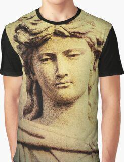 Solemn Sight Graphic T-Shirt