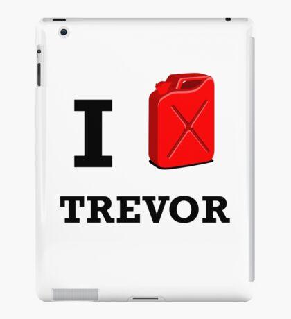I Love Trevor iPad Case/Skin