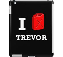 I Love Trevor iPad Case/Skin