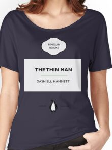 The Thin Man Book Cover tee Women's Relaxed Fit T-Shirt