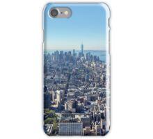 Manhattan. New York City. iPhone Case/Skin