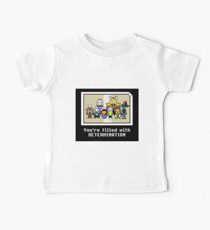 Undertale Ending Baby Tee