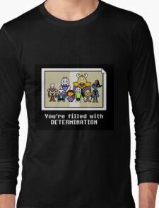 Undertale Ending Long Sleeve T-Shirt