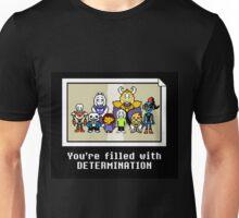 Undertale Ending Unisex T-Shirt