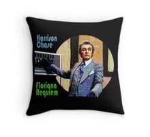 Harrison Chase - Floriana Requiem album cover Throw Pillow