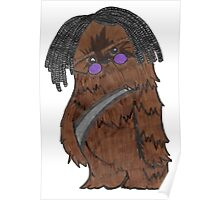 Wookie Goldberg Can Dance Poster