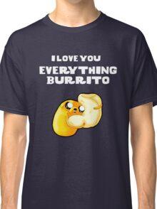 Everything Burrito Classic T-Shirt