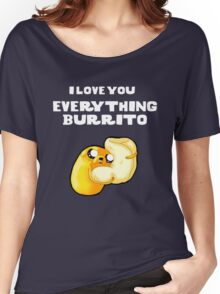 Everything Burrito Women's Relaxed Fit T-Shirt