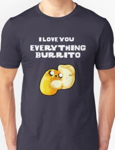 Everything Burrito Unisex T-Shirt