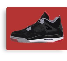 Jordan Four Canvas Print