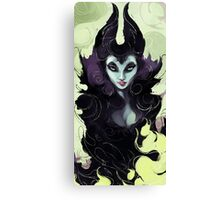 The Nightmare Maleficent Canvas Print