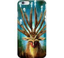 Princess Mononoke The Deer God Shishigami iPhone Case/Skin