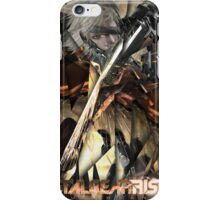 Metal Gear Rising: Revengeance - Raiden  iPhone Case/Skin