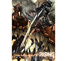 Metal Gear Rising: Revengeance - Raiden  Photographic Print