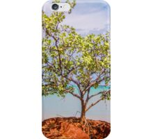 simpson beach mangorve tree  iPhone Case/Skin