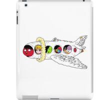 Dreamcloud Airline iPad Case/Skin