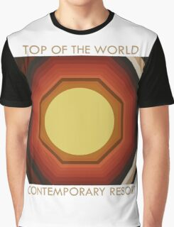 Top of the World Graphic T-Shirt
