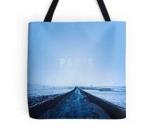 Pamir Blue Tote Bag