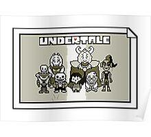 UnderTale <3 Poster