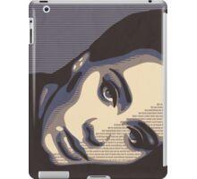 ADELE iPad Case/Skin