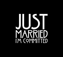 I'm Committed - Just Married by 50mmFairy