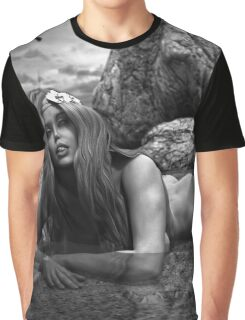 Sultry Sally BW2 Graphic T-Shirt