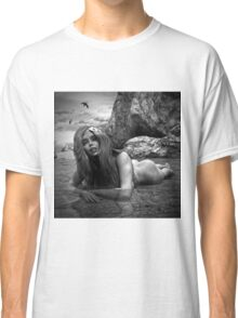 Sultry Sally BW2 Classic T-Shirt