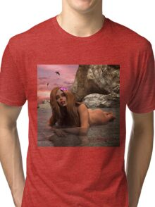 Sultry Sally 2 Tri-blend T-Shirt