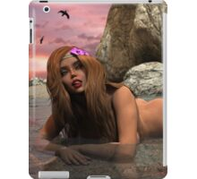 Sultry Sally 2 iPad Case/Skin